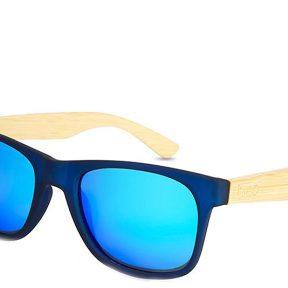 Γυαλιά Ηλίου Breo Pelham Mirror Navy Natural Wood B-AP-PELM11-Navy/Natural-Wood
